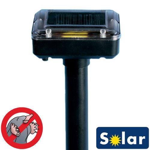 Solární odpuzovač krtků  - 1