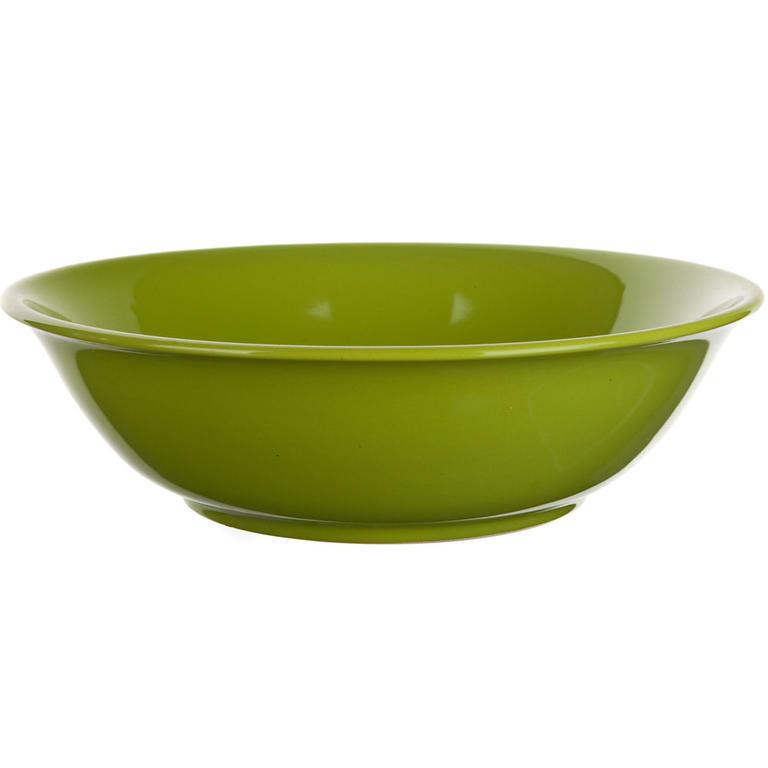 Keramická mísa 24,5 cm hráškově zelená, BANQUET