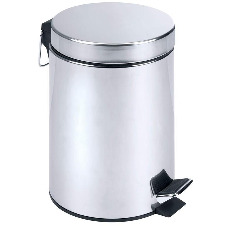 Nerezový odpadkový koš TWIZZ, BANQUET 12 l