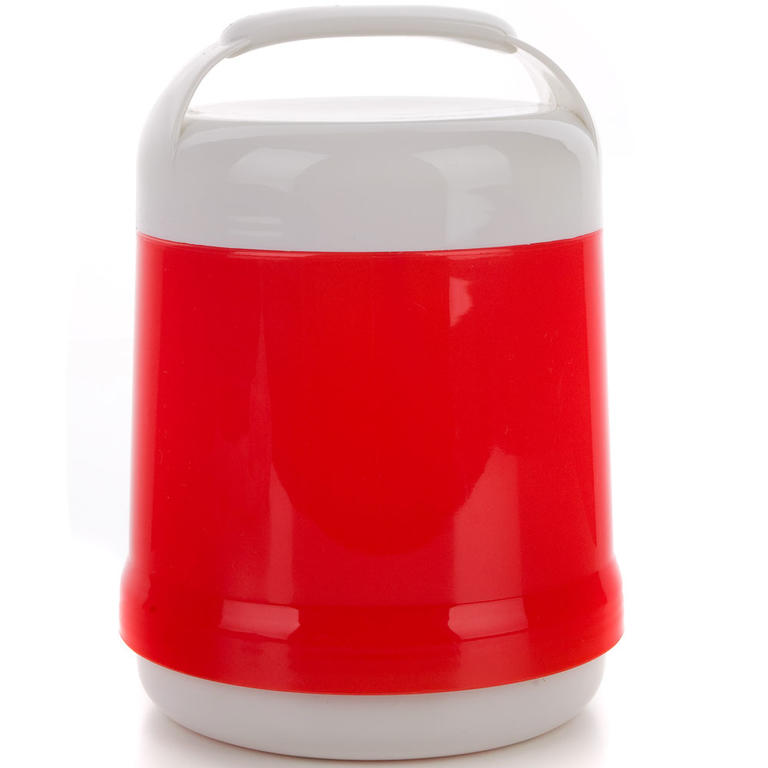 Plastová termoska na potraviny Red Culinaria, BANQUET 1 l - 1