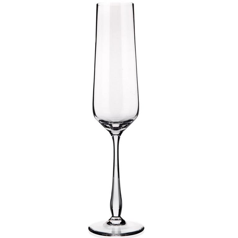 Sklenice na šampaňské flétna 235 ml Gourmet Crystal OK6, BANQUET