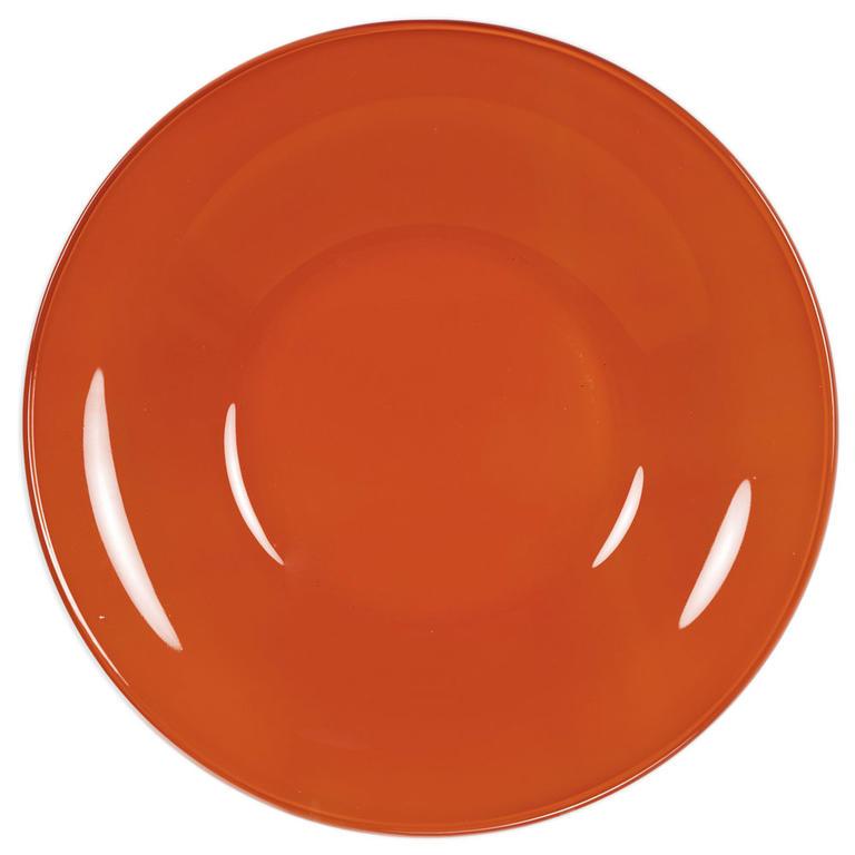 Hluboký talíř 24,1 cm Rosso, BANQUET