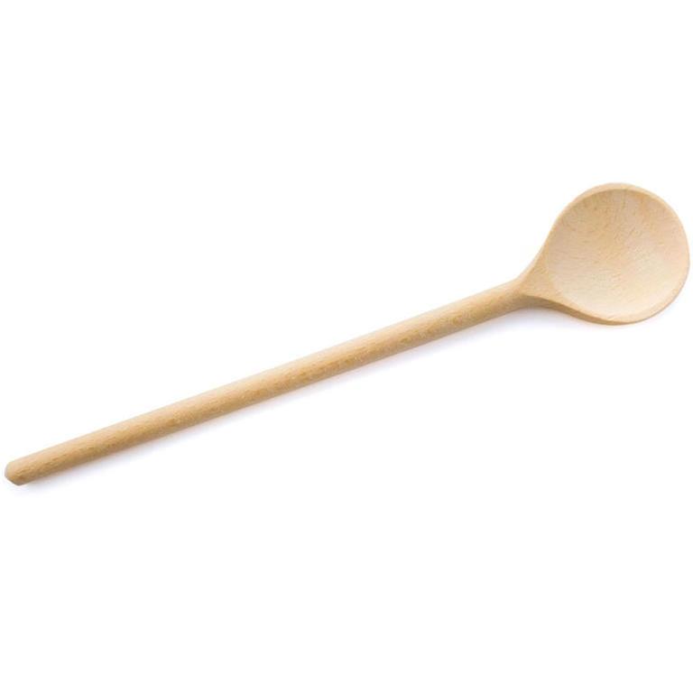 Dřevěná vařečka kulatá Brillante, BANQUET 25 cm - 1