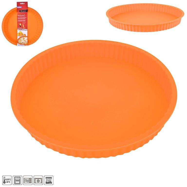 Silikonová forma na koláč  - 1