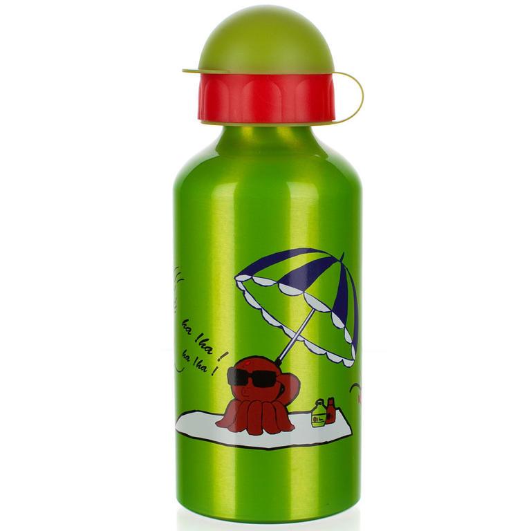 Hliníková sportovní láhev 0,5 l Sporty Octopus, BANQUET