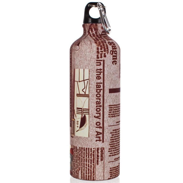 Hliníková sportovní láhev 0,75 l Rock Press, BANQUET