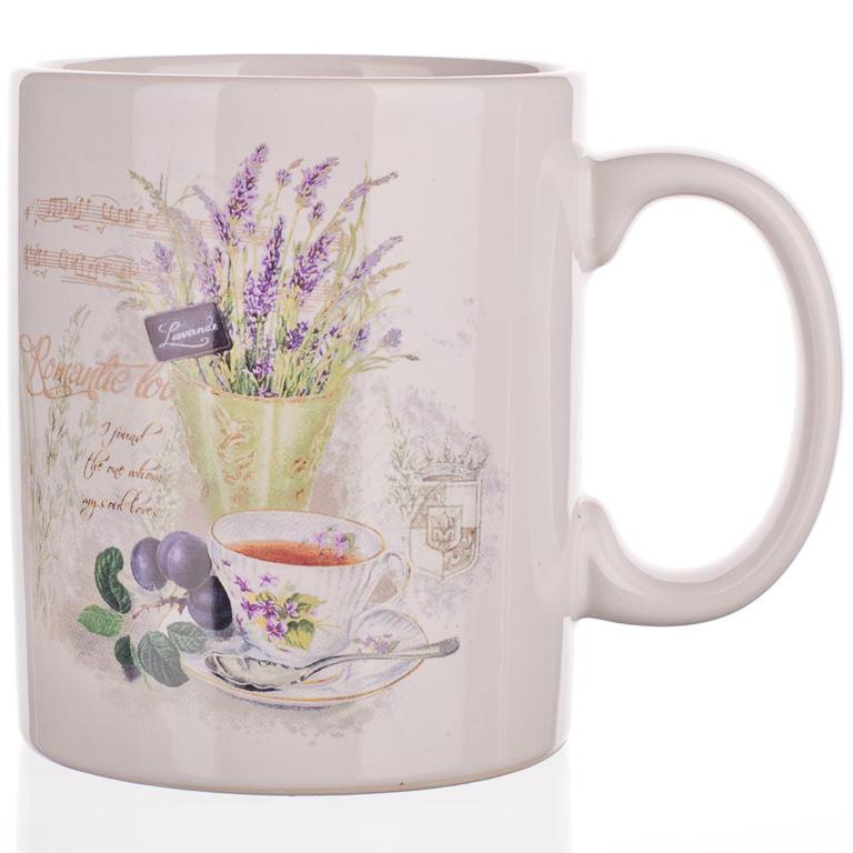 BANQUET Hrnek 310ml Lavender