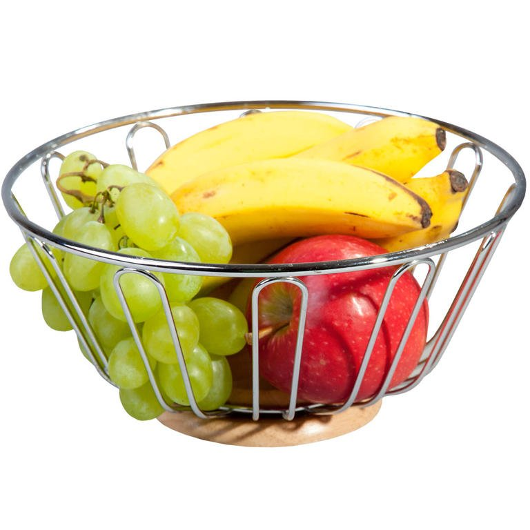 Drátěná miska na ovoce