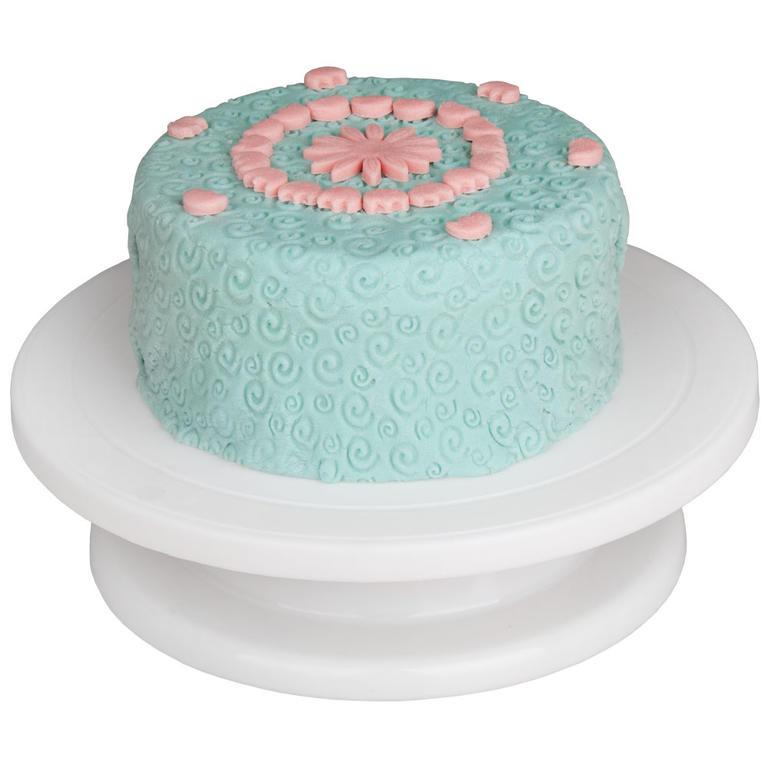 Otočný podnos na dort  - 1