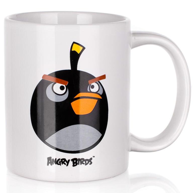 Dětský keramický hrnek 325 ml Angry Birds, BANQUET