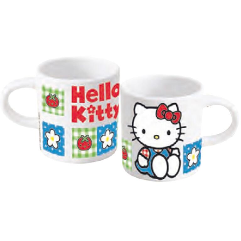 Dětský keramický hrnek 200 ml Hello Kitty v dárkovém boxu, BANQUET