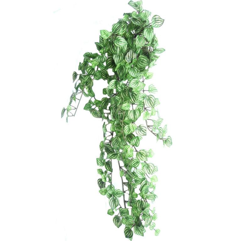 Umělá květina - minilistový vývazek WATERMELON 15 šlahounů