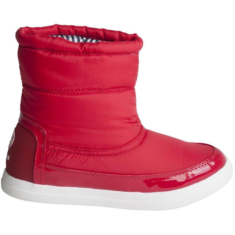 Dámské sněhule Coqui červené vel. 37