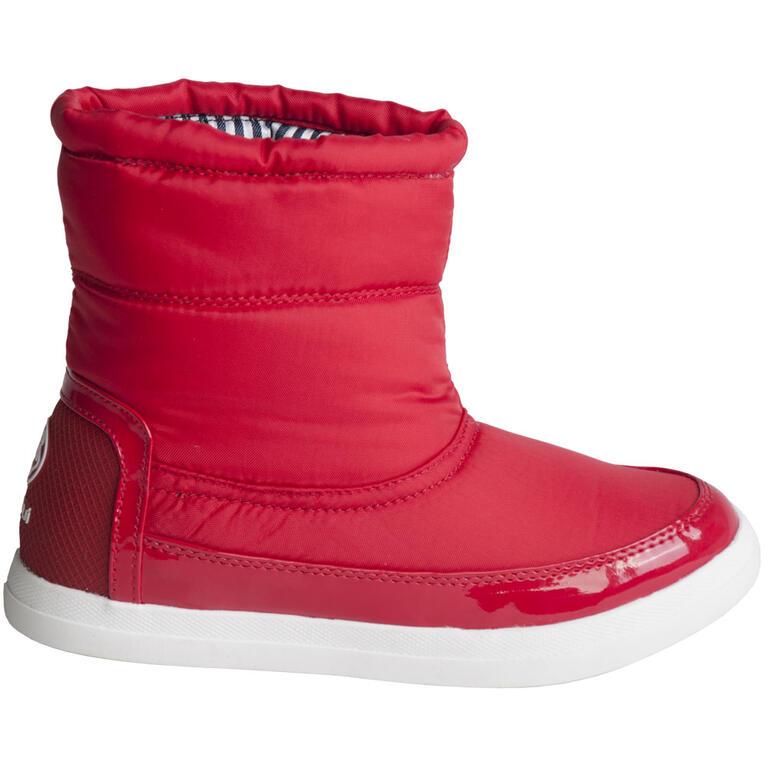 Dámské sněhule Coqui červené
