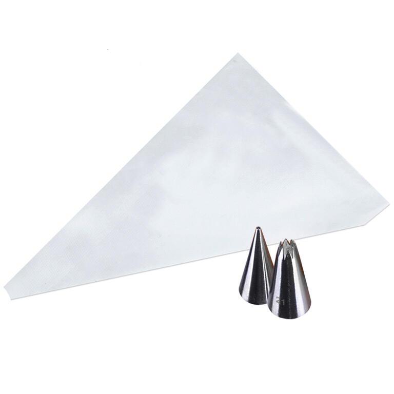 Orion Zdobící silikonový sáček s nástavci