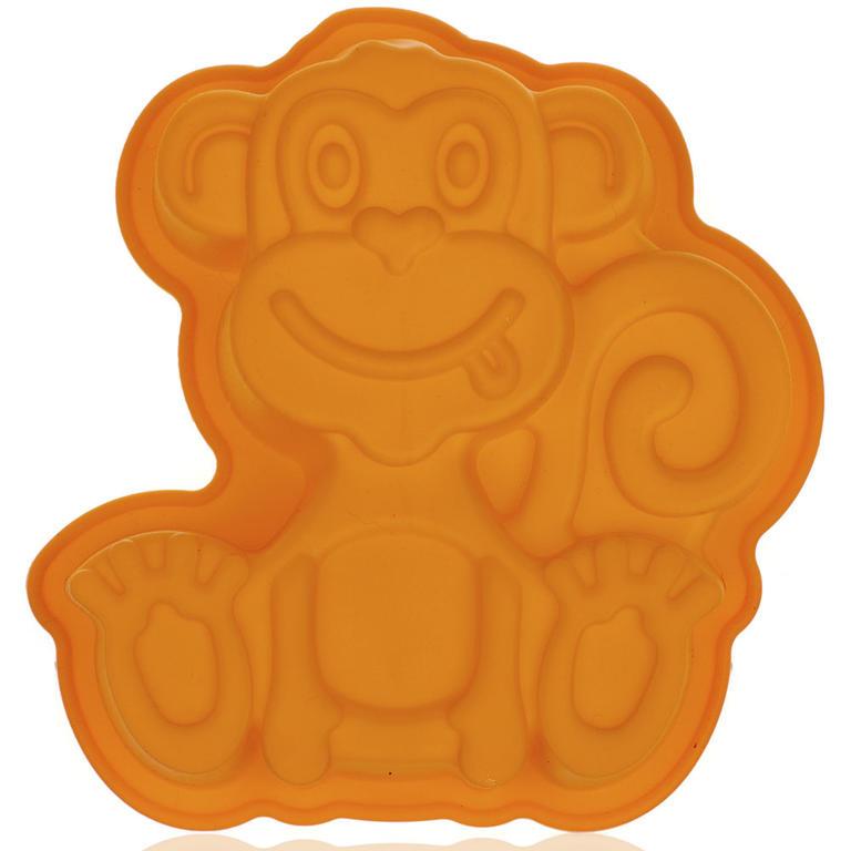 Silikonová forma Opička, BANQUET