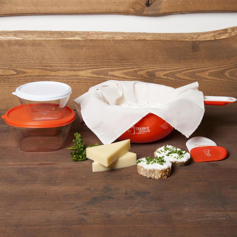 Sada na výrobu sýrů  - 1