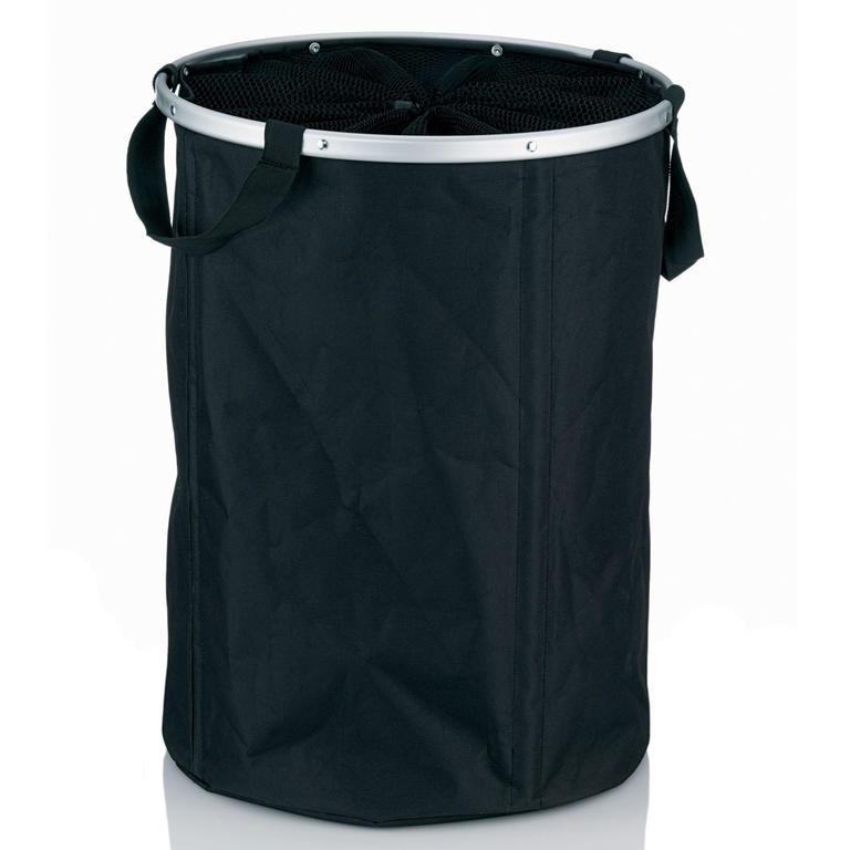 Koš na prádlo NERA černý - 1