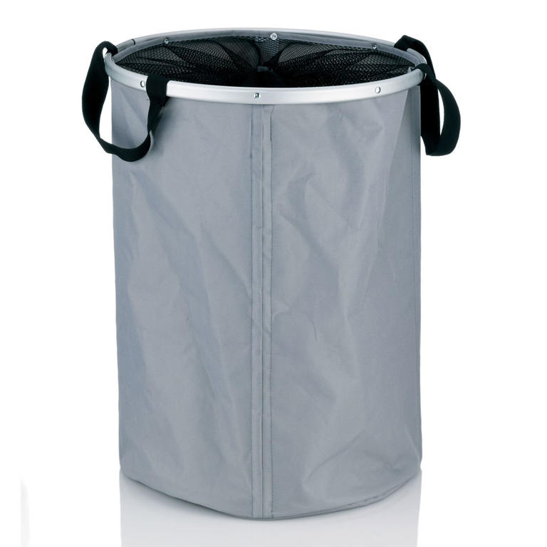Koš na prádlo NERA šedý - 1