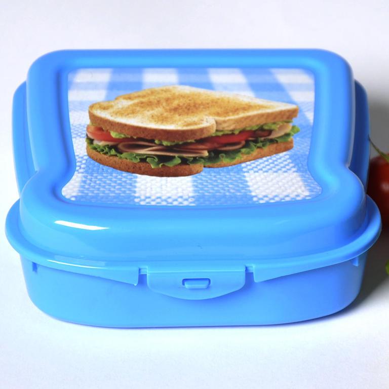 Plastová dóza na sendvič