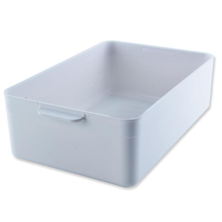 Univerzální ukládací zásuvka bílá