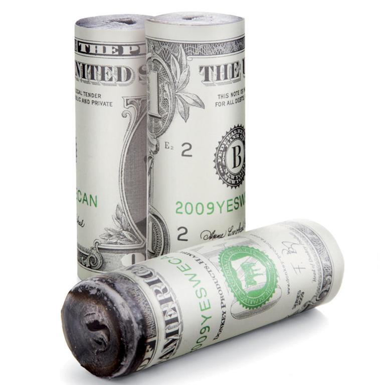 Tuhý podpalovač Dolar 3 ks, Happy Green