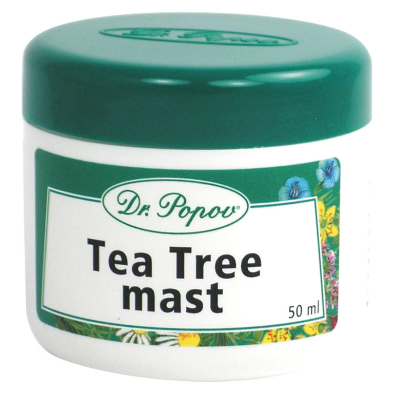 Tea Trea mast 50 ml, Dr. Popov