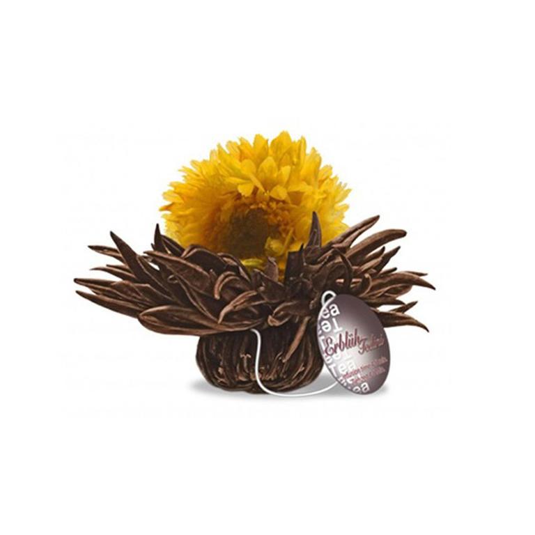 Kvetoucí čaj Tealini karamelový polibek