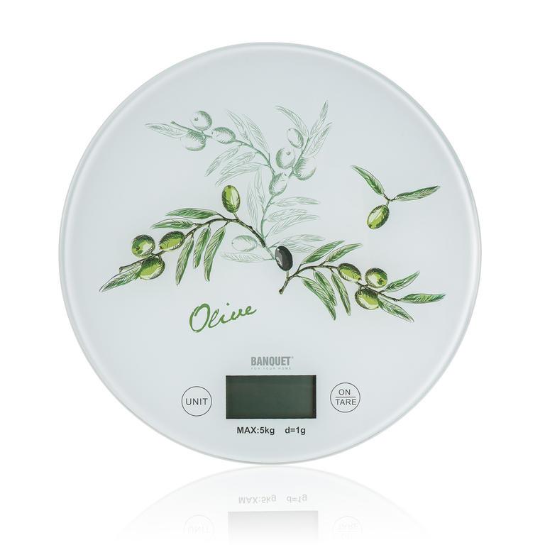 Digitální kuchyňská váha Olives, BANQUET