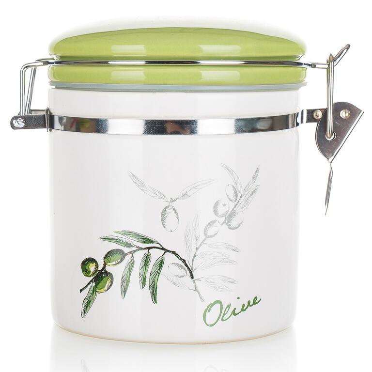 Keramická dóza Olives 450 ml, BANQUET