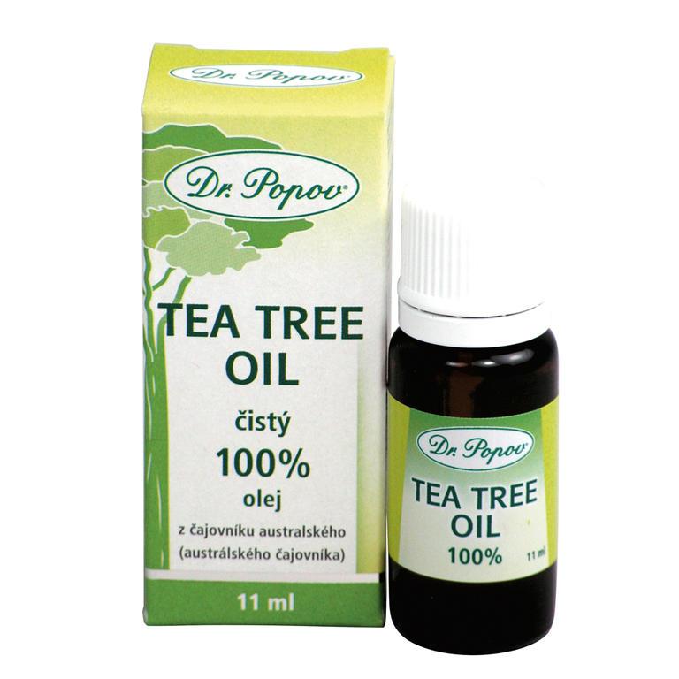 Tea Tree Oil 100% 11 ml