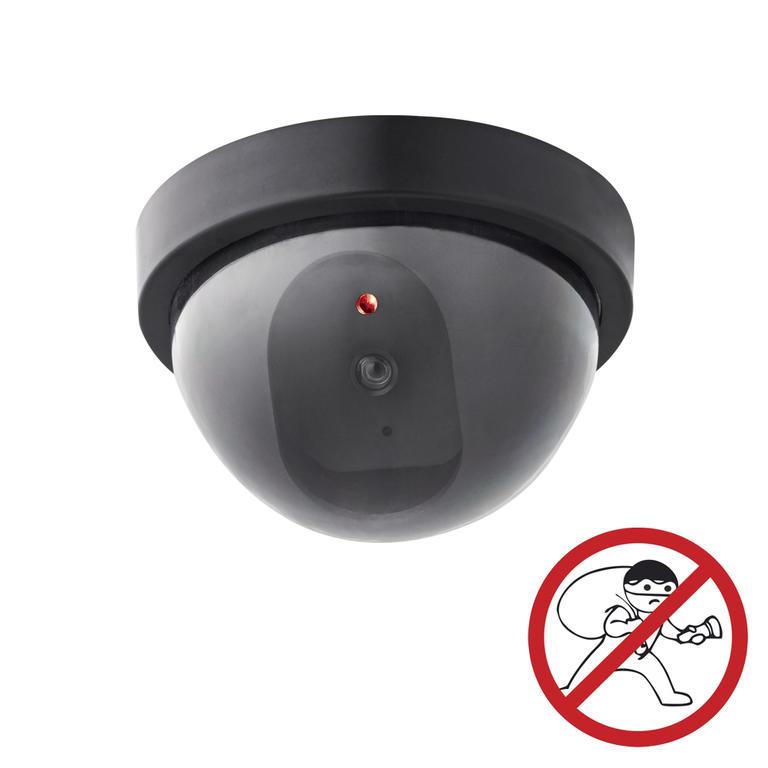 Falešná bezpečnostní kamera  - 1