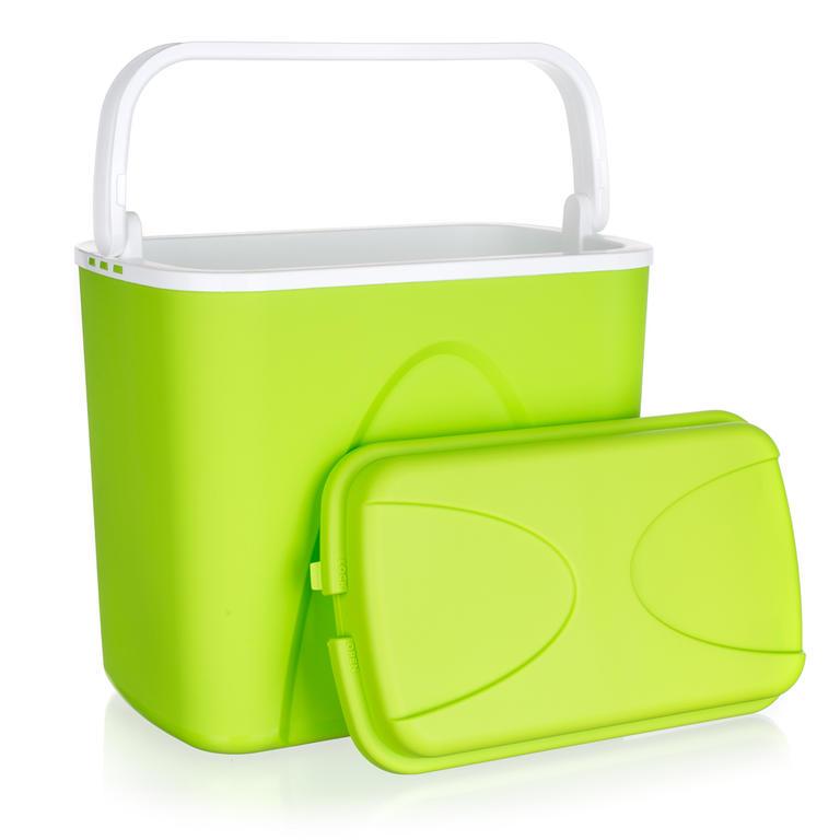 Chladící box 24 l světle zelený, BANQUET  - 1