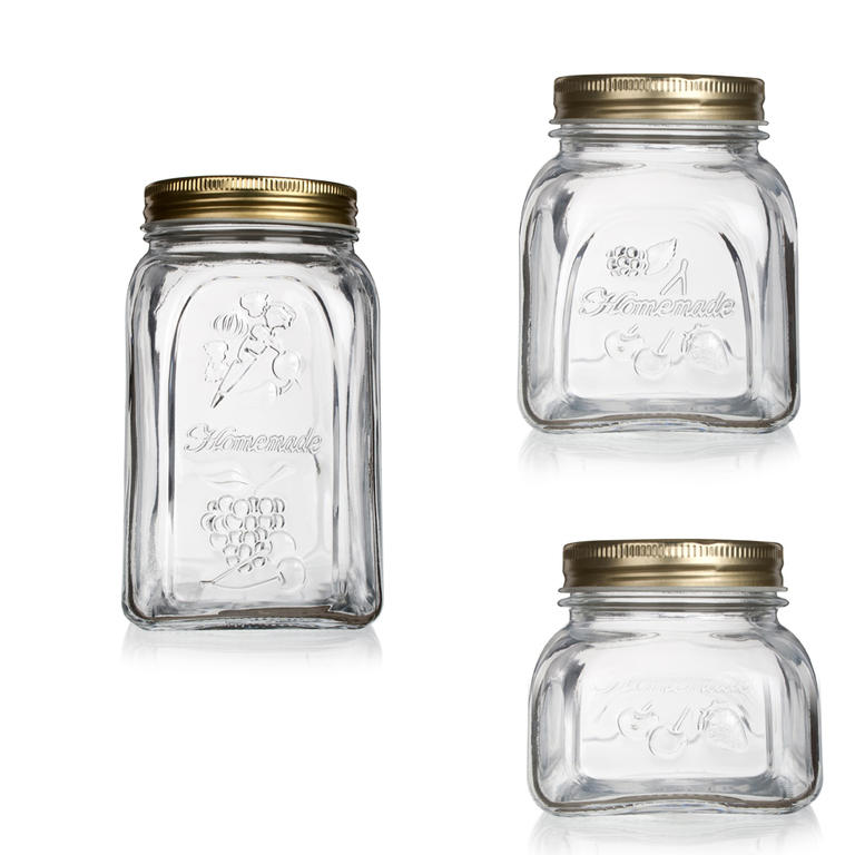 Zavařovací sklenice HomeMade