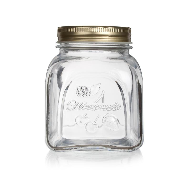 Zavařovací sklenice HomeMade objem 0,5 l
