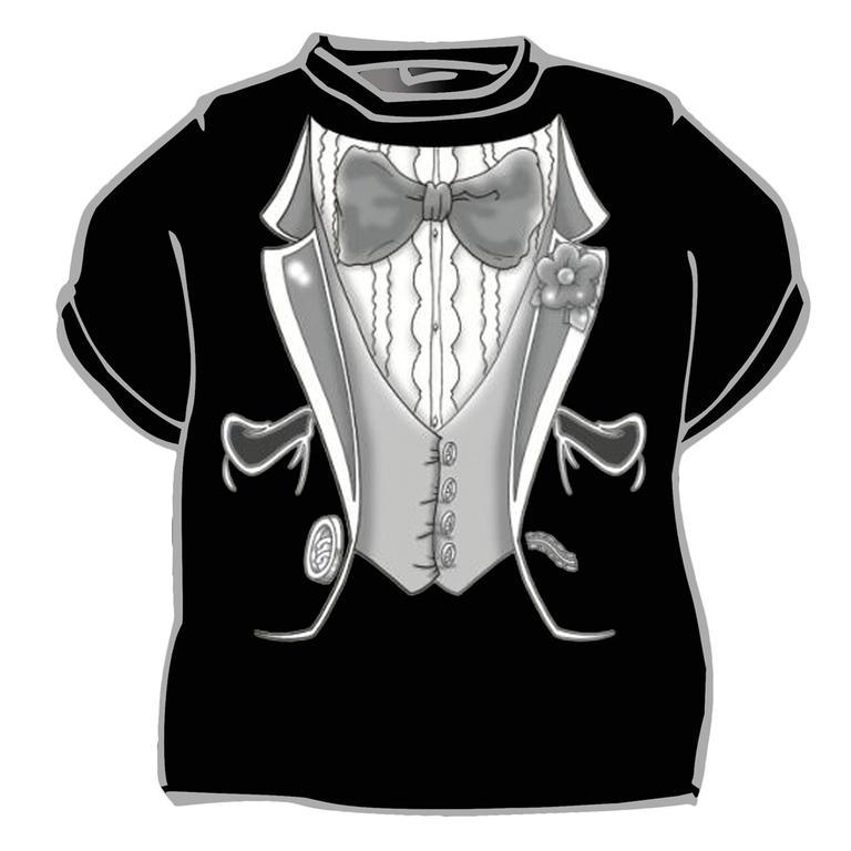 Originální tričko Oblek - decoDoma 48c68ea3a4