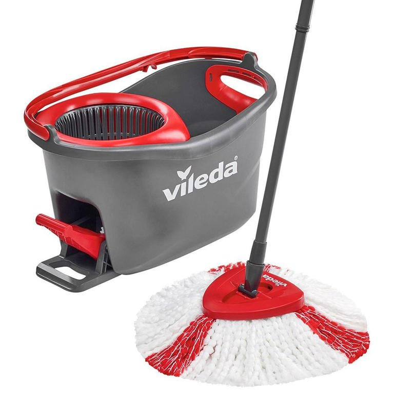 Vileda Easy Wring & Clean Turbo mop + kbelík 151153