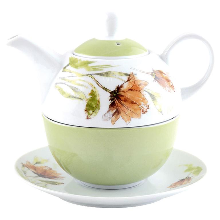 Florentyna Čajový set FLORIS Tea 4 One