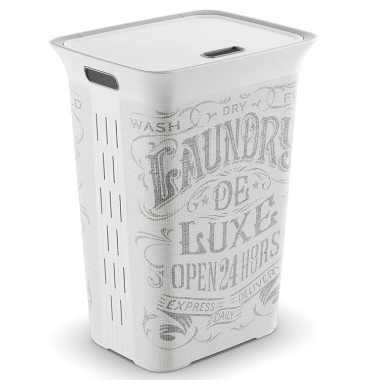 KIs Koš na prádlo Chic Hamper Laundry bag, 50L