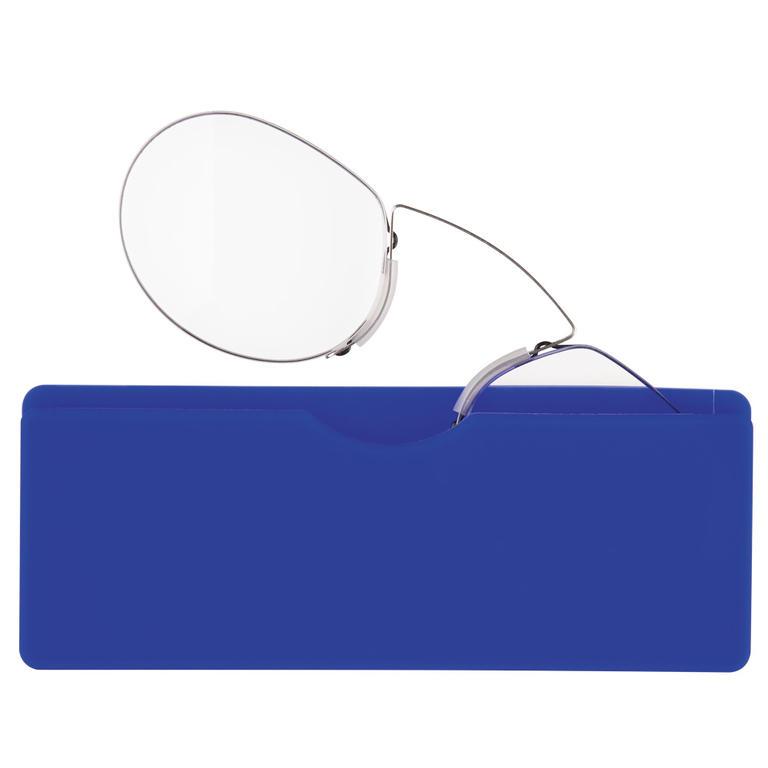 Flexibilní dioprické brýle +2,5 modré