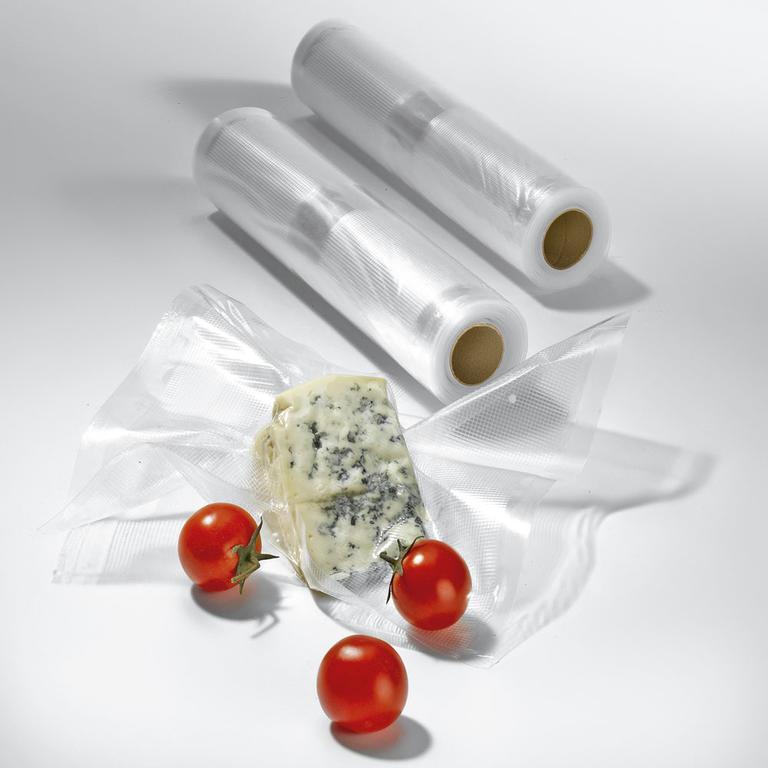 Fólie pro vakuové balení Concept VB-2203, 220 mm x 3 m, 2 role