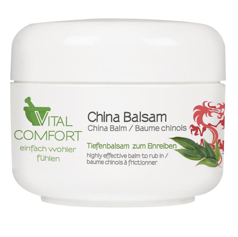 Čínský balzám proti bolesti VITAL COMFORT 50 ml