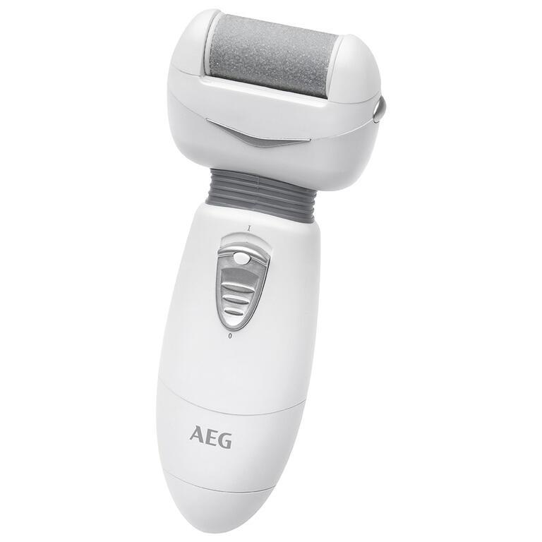 Elektrická bruska AEG na ztvrdlou kůži