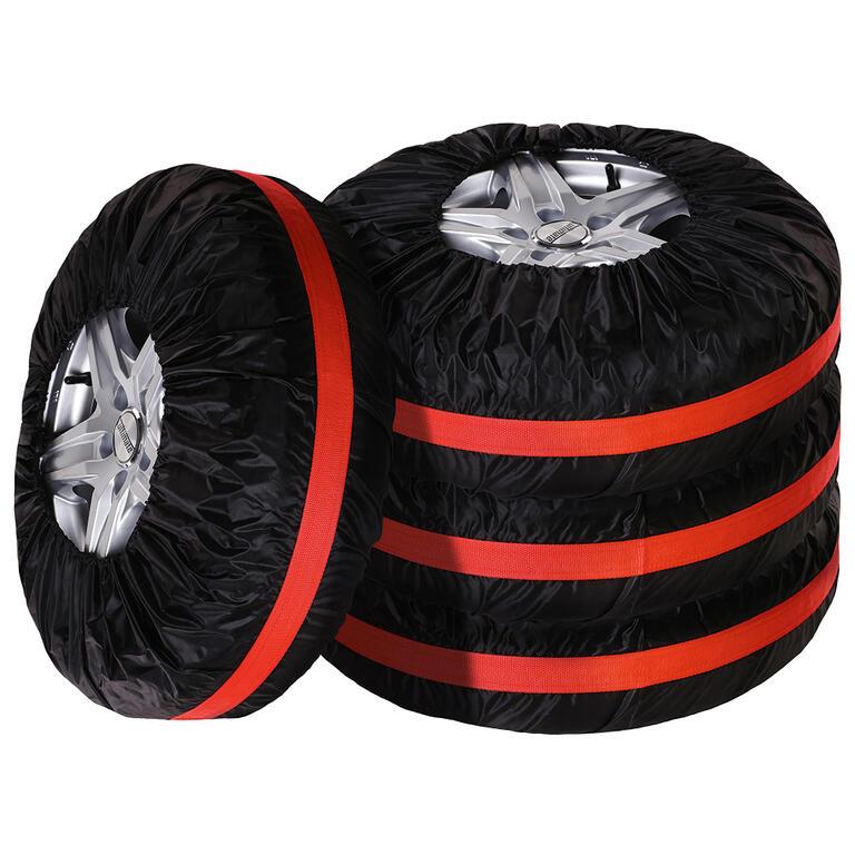 Návleky na pneu, sada 4 ks