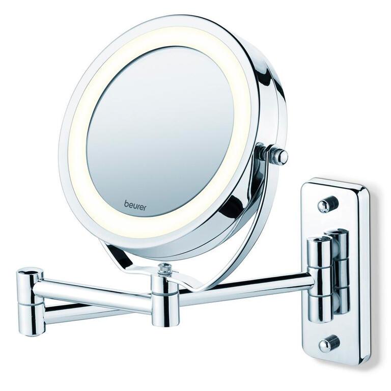 Kosmetické zrcadlo 2v1 s LED osvětlením