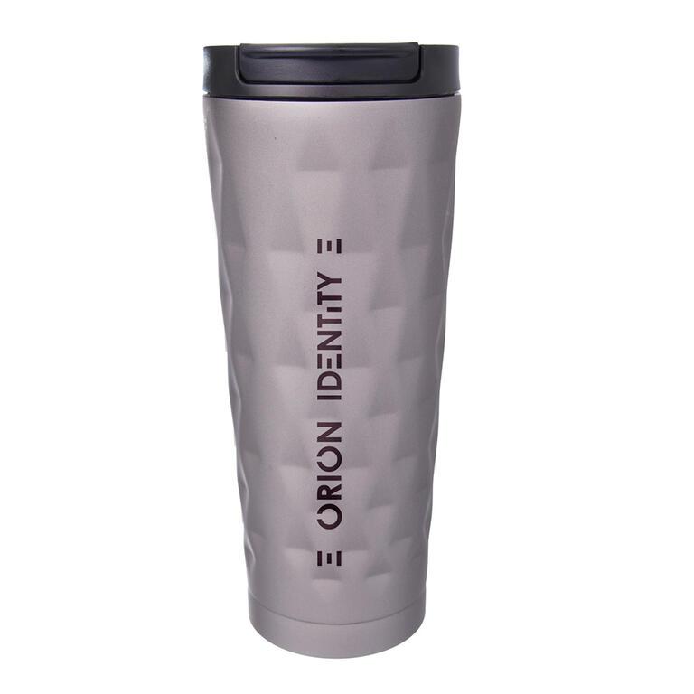 Termohrnek 0,5 l šedý