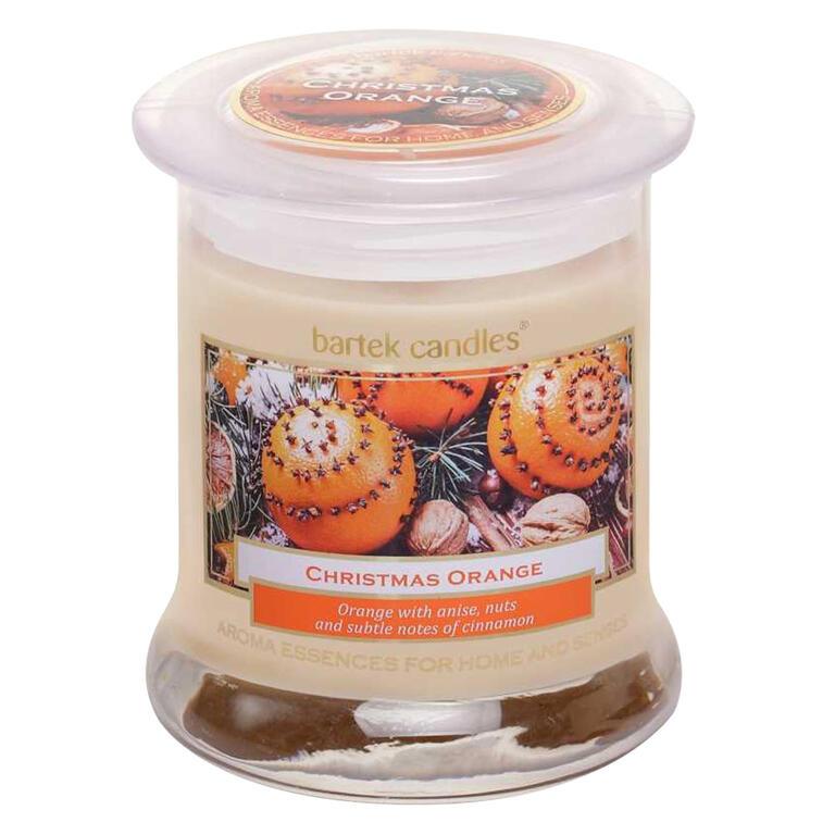 Bartek Candles pomeranč 260g