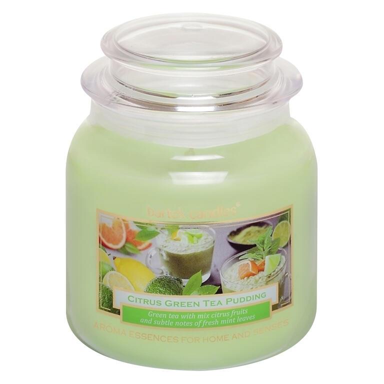 Bartek Candles zelený čaj 430g