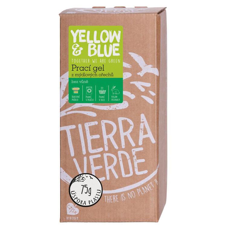 Tierra Verde Prací gel bez vůně 2 l