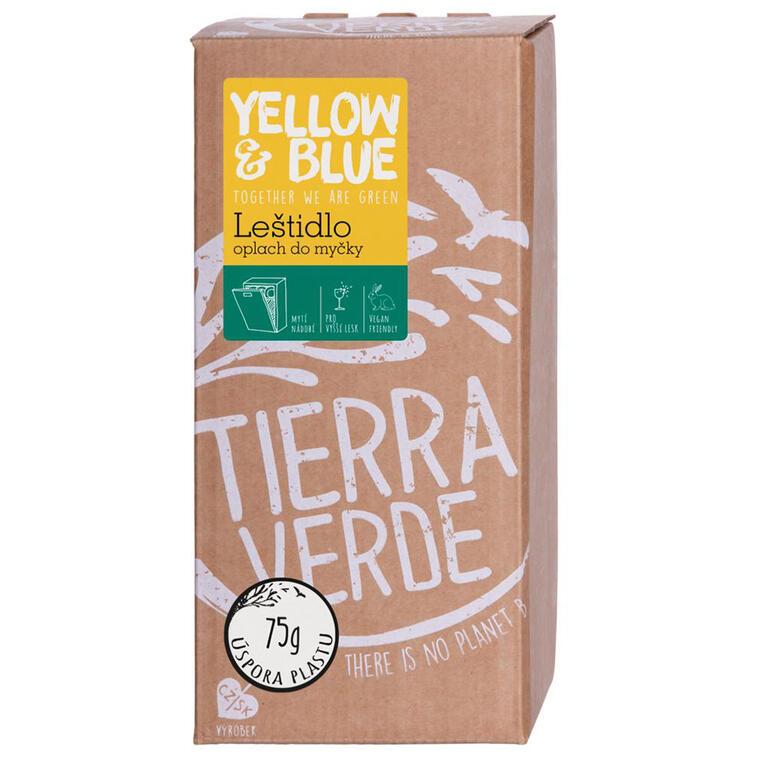 Tierra Verde Leštidlo - oplach do myčky 2 l